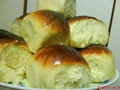 Joana Pães: Pãezinhos de laranja c/ calda de laranja