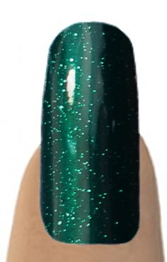 Dark Green Sparkle  #JamberryNails #NailShields #NailWraps - Buy Jamberry Nails Love them as much as I do? Go to www.ccjamberry.jamberrynails.net to place your order today! :)