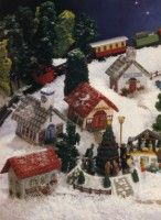 "Gallery.ru / Los-ku-tik - Альбом ""Cross Stitch Christmas_BHG_1992"""