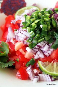 Viva la Mexico! Tervetuloa tuoreet salaatit! | paleokeittio.fi
