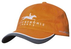 The world is orange: PROMO CAP