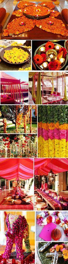 indian florals