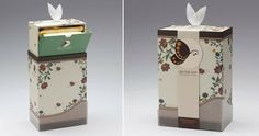 On the Dot. Packaging and illustration design, for women.