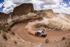The toughest rally has some surprises in store in a 9000km race around Argentina, Chile and Bolivia.