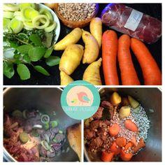 Papinhas salgadas da semana   Mamãe Plugada Decendants, Weekly Menu, Healthy Meal Prep, Baby Food Recipes, Carne, Carrots, Sausage, Low Carb, Meals