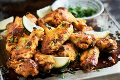 The tastiest chicken wing recipe. You won't want to wait for the Super Bowl to make these finger-licking good wings.