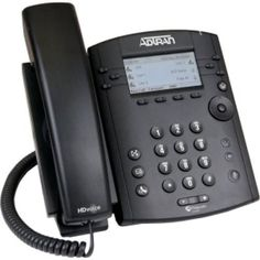 VVX 300 IP Business PoE Telephone (Power supply not included)