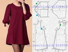 Ister ya da isterseniz Desteklemek için lütfen yorum yap… Istar you want support, please comment & press the begen button. Support to support us, please like and comment❤ naphthyridine Sewing Dress, Dress Sewing Patterns, Diy Dress, Clothing Patterns, Sewing Coat, Skirt Patterns, Coat Patterns, Blouse Patterns, Make Your Own Clothes