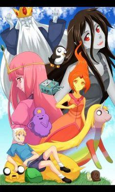 Hora de aventura #anime