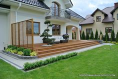 90 Simple and Beautiful Front Yard Landscaping Ideas on A Budget 90 einfache und schöne Garten L Modern Landscape Design, Landscape Plans, Modern Landscaping, Front Yard Landscaping, Backyard Landscaping, Landscaping Ideas, Landscape Architecture, Patio Design, Garden Design