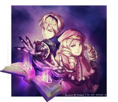 FE: Fates Leo and Forrest