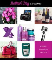 Amazing Mother's Day Gift Guide #Giveaway with over $1000 worth of prizes!