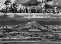 Sebastiao Salgado: Tundra valley between Tolbachik and Kamen Volcanoes