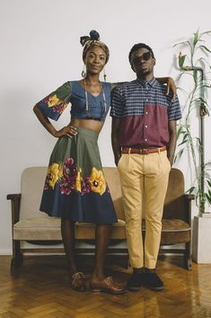 AFRICAN VINTAGE Photo: Raphael Lucena et Carol Wehrs – FARM RIO