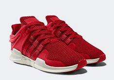 31cc563a99a0 2018 Fashion Mens adidas Originals Eqt Support ADV Dark Blue Red ...