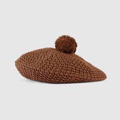 Gucci Sienna Knit cotton hat -  410.00 Sombreros Para Hombre 66c999b9469