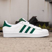 official photos fade1 3fb9b men s classic shoes · Adidas Mens Superstar White Green-Gold Leather Gold  Adidas, Adidas Men, Gold