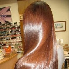 5 Best Hair Gloss Treatments. home remedies fot glossy hair. i remember my mother using cider vinegar on her hair when I was a child. she always had shiny locks.