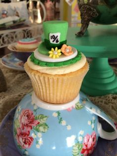 Cupcake by Theme My Party  Styling by Tiny Tots Toy Hire