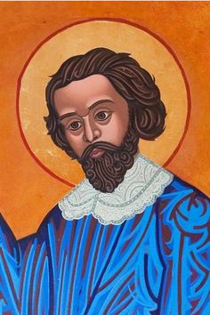 William Byrd (1543–1623) Composer of music for the Roman Catholic Church and for the early Anglican Church. He created a deeply moving tradition of Anglican choral music that continues to inspire composers of religious music at St. Gregory of Nyssa Episcopal Church and elsewhere. (July 4). See all the Dancing Saints here: http://www.saintgregorys.org/saints-by-name.html