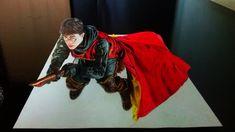 Desenhando o Harry Potter em 3D Realista - How to draw Realistic Harry P...