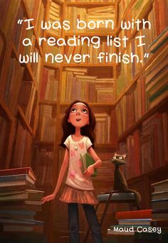 Thank goodness for the great authors who keep our list growing. http://www.janetcampbell.ca/