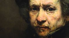 Rembrandt, Self-Portrait, 1659