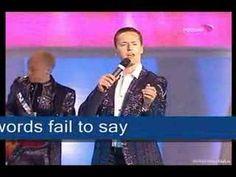 "Vitas- ""Crane's Crying ""  with English lyrics"