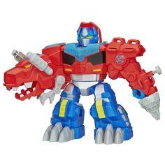 ***PURCHASED***$35 Playskool Heroes Transformers Rescue Bots Optimus Primal Figure