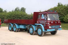 """TRUCKOLOGY 101: FROM 'A' TO 'Z' "" Big Rig Trucks, New Trucks, Cool Trucks, Bedford Van, Bedford Truck, Antique Trucks, Vintage Trucks, Vauxhall Motors, Old Lorries"