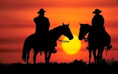 Cowboys and Horses | Pinned by Fred B Like...