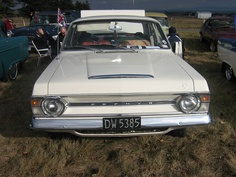 1966 Ford Zephyr Mk4 V6