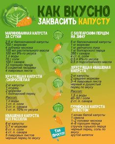 How to ferment cabbage Как вкусно заквасить капусту How to ferment tasty # cabbage - Gordon Ramsay, Smoothie Recipes, Salad Recipes, Fermented Cabbage, Good Food, Yummy Food, Russian Recipes, Heart Healthy Recipes, Charcuterie