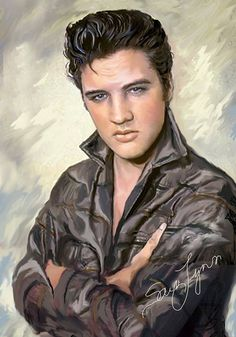 Sarah Lynn Sanders. >Elvis Aaron Presley - Tuesday, January 08, 1935 - Tupelo, Mississippi, U.S. - Tuesday, August 16, 1977 (aged 42) Memphis, Tennessee, U.S. Resting place Graceland, Memphis, Tennessee, U.S. Education. L.C. Humes High School Occupation Singer, actor Home town Memphis, Tennessee, U.S. Spouse(s) Priscilla Beaulieu - Thursday, May 24, 1945 - Tupelo, Mississipi, USA. (m.1967; div.1973) Children Lisa Marie Presley - Thursday, February 01, 1968 - Memphis, Tennessee, USA.