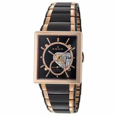 Edox les bemonts men s watch 27031 357n nin  6f095bbcaf