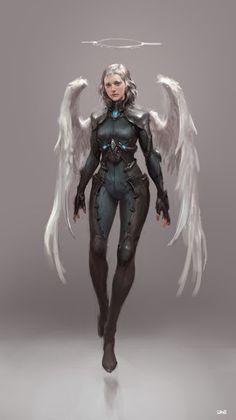 Pin by einar yoris on character design character art, fantasy art, characte Arte Sci Fi, Sci Fi Art, Character Concept, Character Art, Concept Art, Tag Art, Art Pulp, Art Science Fiction, Sci Fi Kunst
