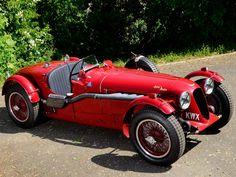 Aston Martin 2 Litre Speed Model (1939)