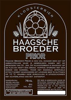 Haagsche Broeder - Prior