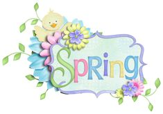 Spring Decor PNG Clipart Picture