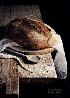 7 consejos para fotografiar pan. www.aquesabenlasnubes.com #pan #bread #foodphotography #fotografíaculinaria