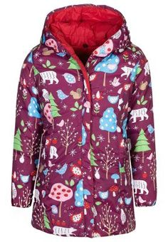 Winter coat - red Winter Coat, Kids Fashion, Coats, Hoodies, Children, Sweaters, Red, Clothes, Red Winter Coat