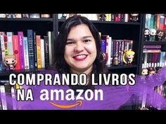 Saiba como é comprar livros na Amazon.com - quanto é o frete vale a pena quanto tempo demora e se chega mesmo.... Contei as minhas experiências de compra com a Amazon gringa pra tirar as duvidas de vocês de uma vez por todas :D  Importação de livros/jornais/revistas (Receita Federal): http://ift.tt/2cA9Lmb  Amazon gringa: http://amazon.com  Suporte da Amazon: http://ift.tt/2d5vyj3  Sabia que na Amazon Brasil também são vendidos livros em inglês? Fica a dica: http://amzn.to/2atzYhO (comprando…