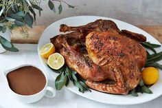 Recipe: Thanksgiving Turkey and Gravy