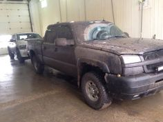 Muddy Truck www.CustomTruckPartsInc.com  #mudlife  #mudder #pickup #truckpics  #mudtruck Custom Truck Parts Muddy Trucks, Custom Truck Parts, Gmc Trucks, Chevy, Monster Trucks, Cars, Vehicles, Autos, Car