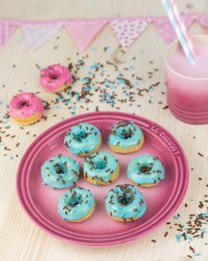Mini donuts by Objetivo Cupcake Perfecto    #food #donut #sweet