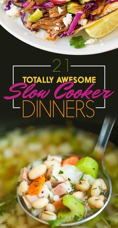 21 Delicious Slow-Cooker Dinners That Totally Saved Our Asses in 2015