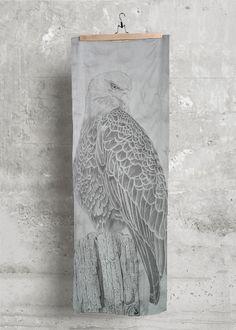 Modal Scarf - Rooster by VIDA VIDA 9WhAhCh4K