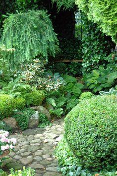apró gyönyörűségek: Titkok kertje