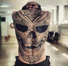 Sick back piece!