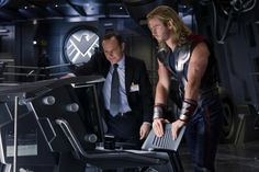 Thor in the Advengers